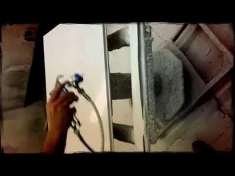 Pompa bicomponente - YouTube