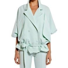 Shona Joy vanishing point bomber jacket, $359 | threads and style