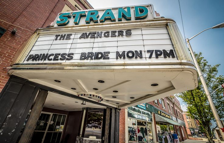 Inconceivable! Strand Theater Clinton, MA | Flickr - Photo Sharing!