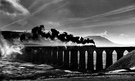 Ribblehead Viaduct and Ingleborough, Ribblehead, North Yorkshire | The Yorkshire Dales  Find your dream UK travel and tourism job: http://www.traveljobsearch.com/uk