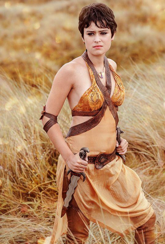 "stormbornvalkyrie:      ♕ Tyene | Game of Thrones 5.04 ""Sons of the Harpy"" {x}"
