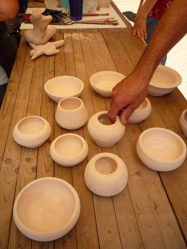 Oltre 25 fantastiche idee su ciotole in ceramica su - Portaombrelli in ceramica bianca ...