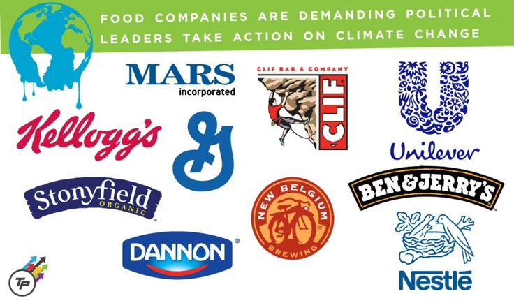 """Food Industry To Congress: We Need You To Act On Climate Change... In a letter published in both the Washington Post and Financial Times, the chief executives from Mars, General Mills, Unilever, Kellogg, Nestle, New Belgium Brewing, Ben & Jerry's, Clif Bar, Stonyfield Farm, and Dannon asked U.S. and global leaders to """"meaningfully address the reality of climate change.""""   ThinkProgress ... #Climate #ClimateChange #Enviroment"""