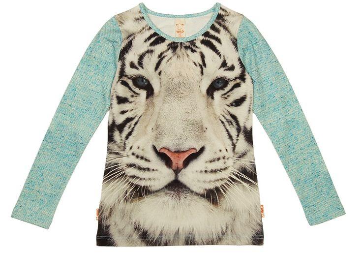 Wild shirt Bengaalse Tijger