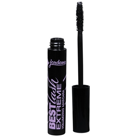 Jordana Best Lash Extreme Volumizing Mascara Immediate Extreme Volume  Buildable Formula Without Clumping  Long-Lasting Power  Made In Italy