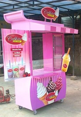 Gerobak Ice cream Minimalis,ukuran 100 x 60 x 190 cm,Harga 3,5 Juta,Minat,cll/sms 0811-218446,pin 2667FD65