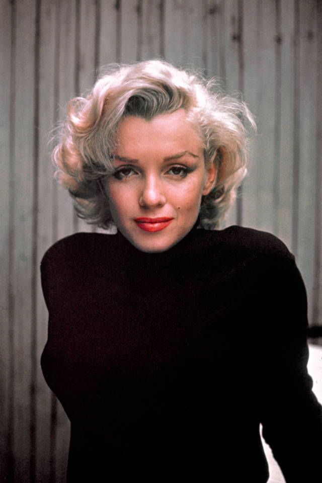 Marilyn Monroe lands a new beauty campaign as the face of Max Factor.