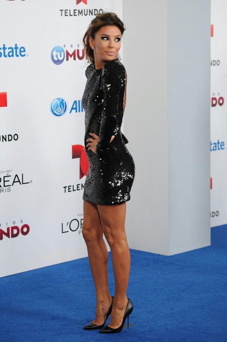 #legs #sexy #dress #eva #longoria