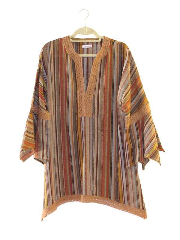Essaouira Tunic, Ichiche Summer 2013 Color Collection
