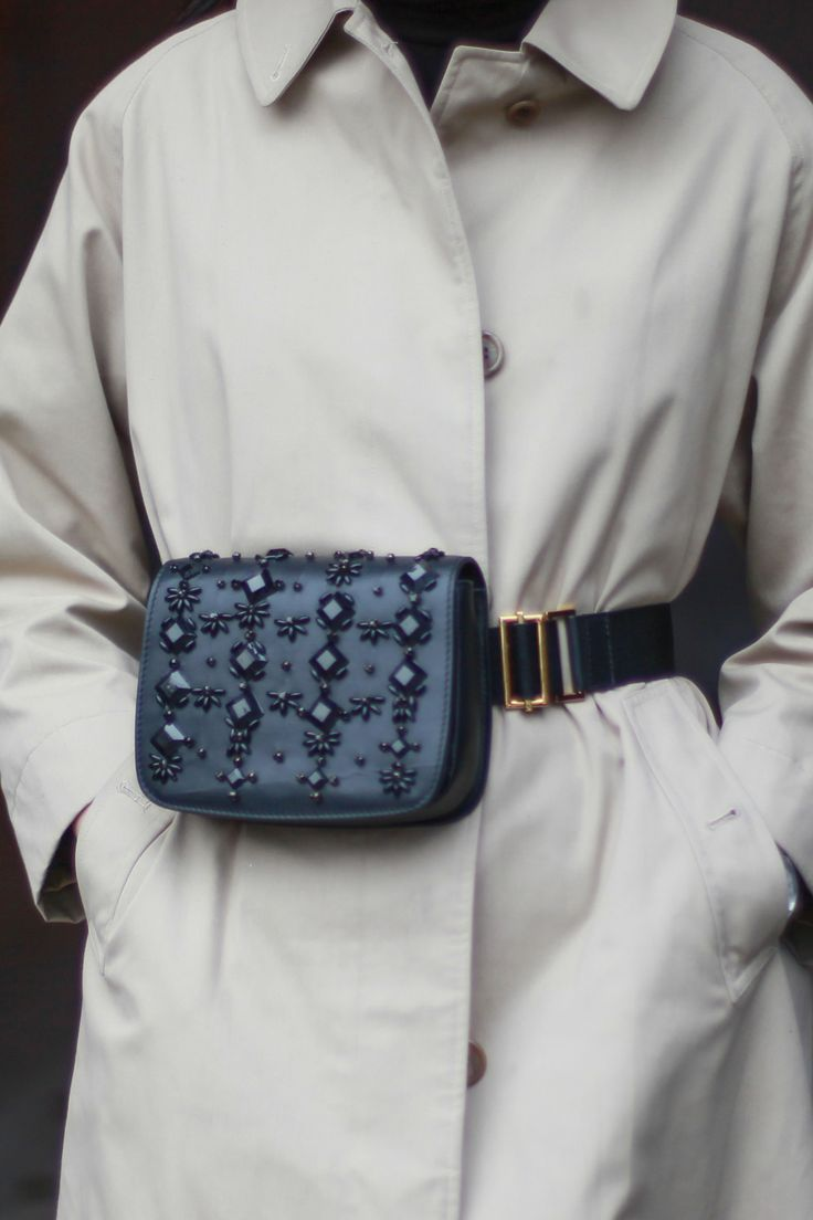 The most covetable Spring It bags as seen on the streets of Fashion Week.