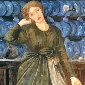 Cinderella Burne-Jones