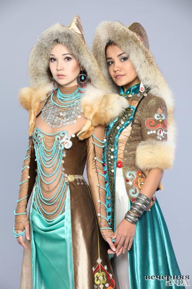 Beauties of the Republic of Bashkortostan. Russia