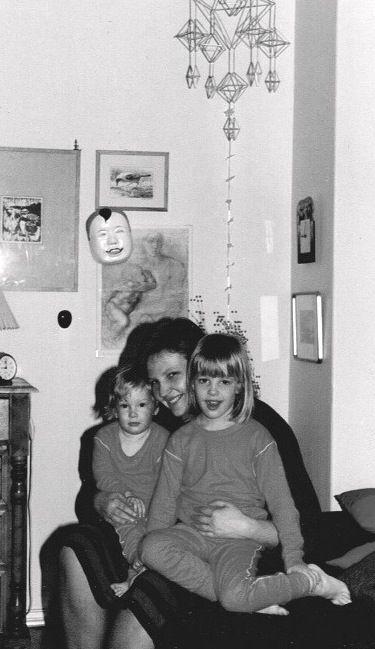 Us in 1985.