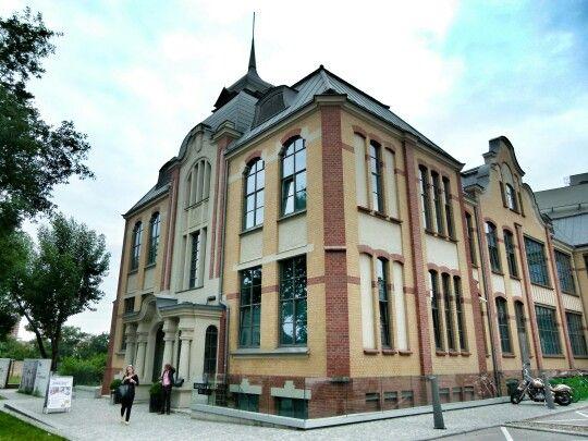 Concordia Design / Stara Drukarnia - renovated in 2011