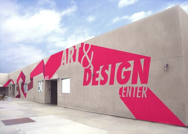 Cal State Northridge Art & Design Center Redesign by Kittaya Treseangrat, via Behance