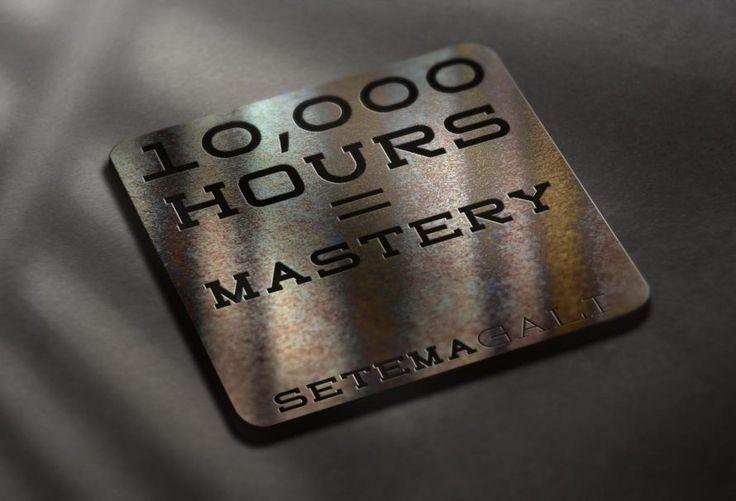 Voordat je 10.000 uren weggooit