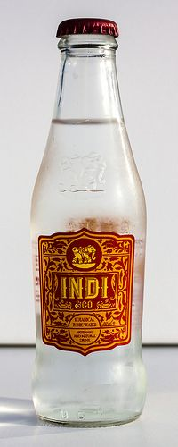 Indi & Co Botanical Tonic Water #Spain #tonic