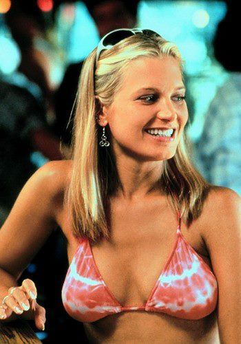 Bridget Fonda. January 27, 1964. Movie Actress. She played a role in Jackie Brown and appeared in Kiss of the Dragon. Her other notable films include Single White Female and Point of No Return.