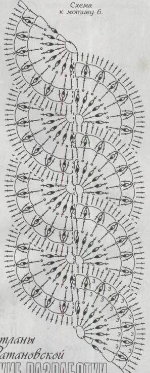 """Este lindo caminho de mesa que é conhecido por """"DNA"""" é feito pela  Cris Vasconcellos do Colorido Eclético , não tenho gráfico mas ampl..."""