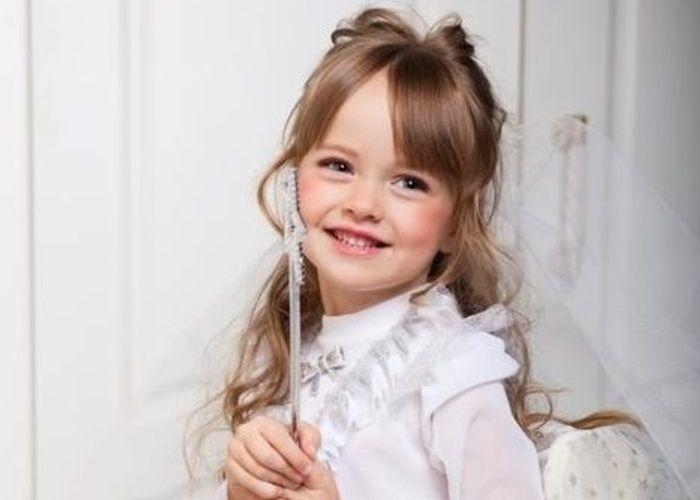 世界一の美少女♡ロシアの天使クリスティーナ・ピメノヴァちゃんに注目!のトップ画像