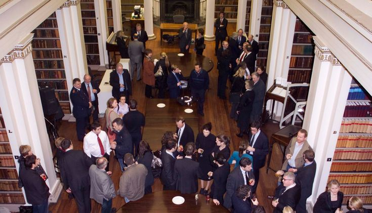 Weddings & Events - The Honorable Society of King's Inns. King's Inns Library