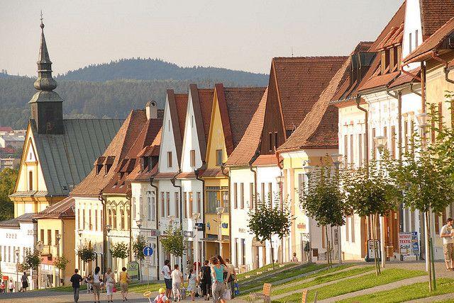 THE BEST TRAVEL PHOTOS — Bardejov, Slovakia