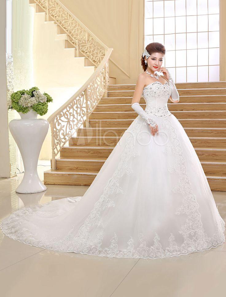 140 best wedding dresses images on Pinterest | Short wedding gowns ...