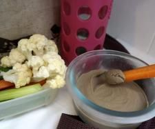 Silky Chicken and Apple Pate with Dippers - Back to School Lunchbox Snack | Official Thermomix Recipe Community