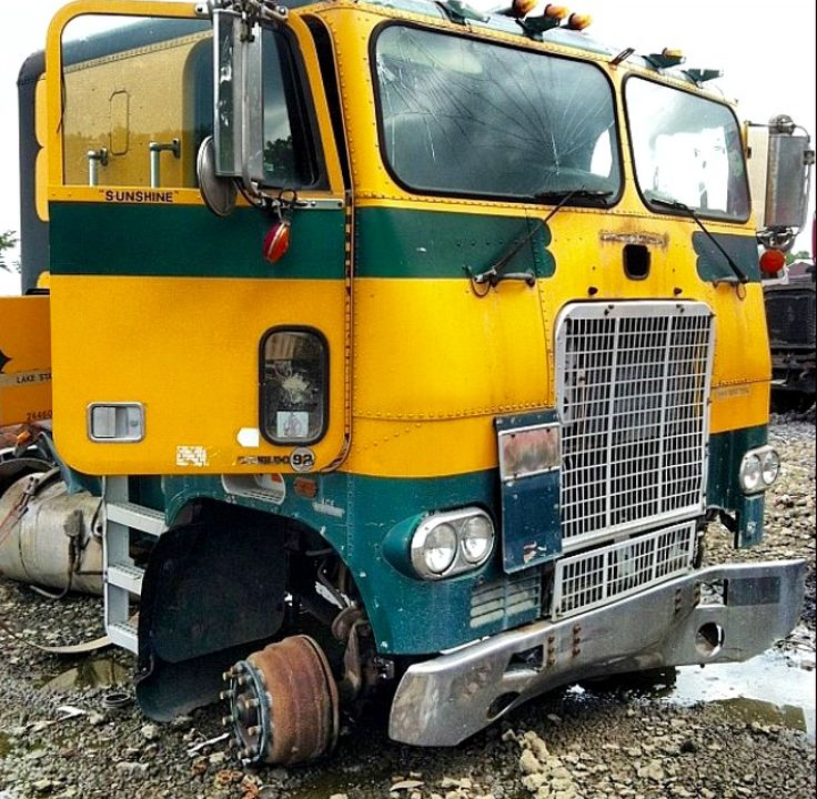 """Reaper Truck For Sale >> 17 Best images about """"Salvage-Graveyard-Retired"""" Big Rigs on Pinterest 