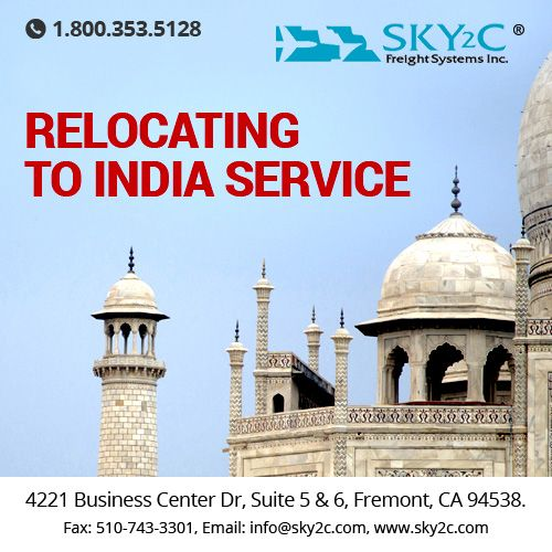 If you are planning to #Moving To #India from #USA, there are so many things to consider before moving, and the major thing you need to hire a logistics company. who can help you to prepare your moving and ship your cargo.