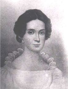Letitia Christian Tyler, wife of John Tyler, 10th president, died while he was in office.  She had suffered a stroke prior to his presidency but was able to conduct business from her bedroom suite.  She was a first lady for about one and a half years.