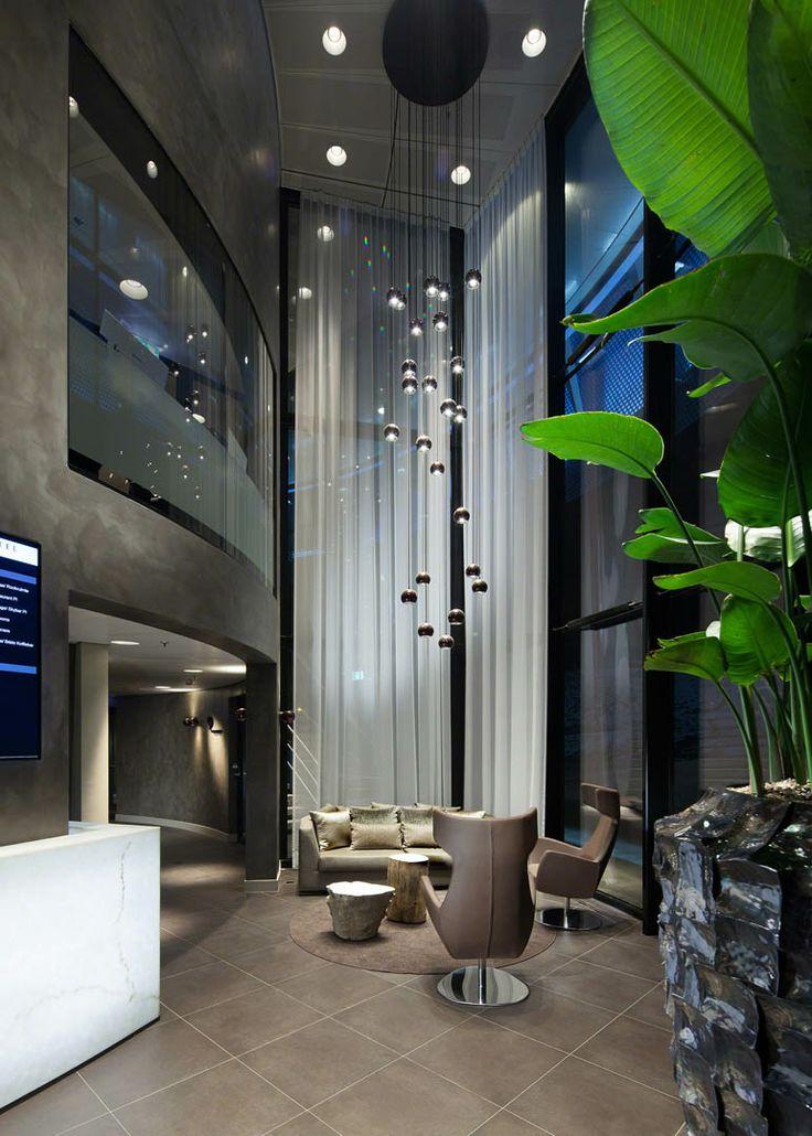 Fletcher hotel amsterdam by kolenik eco chic design