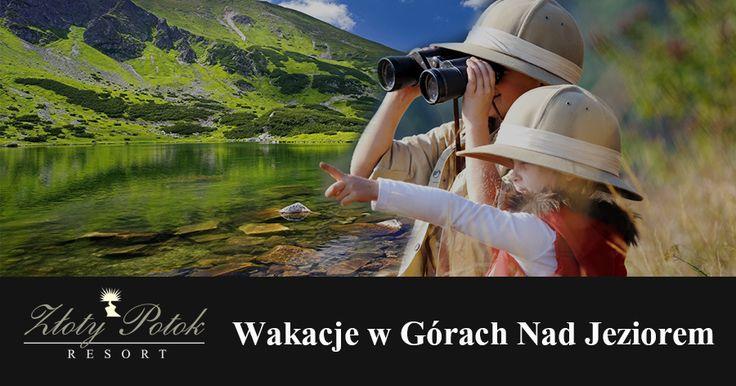 Piękna i spokojna sceneria jest tylko to, co trzeba, aby ponownie połączyć się z ukochaną jednej książce #WakacjiWGórachNadJeziorem w Złotnicki