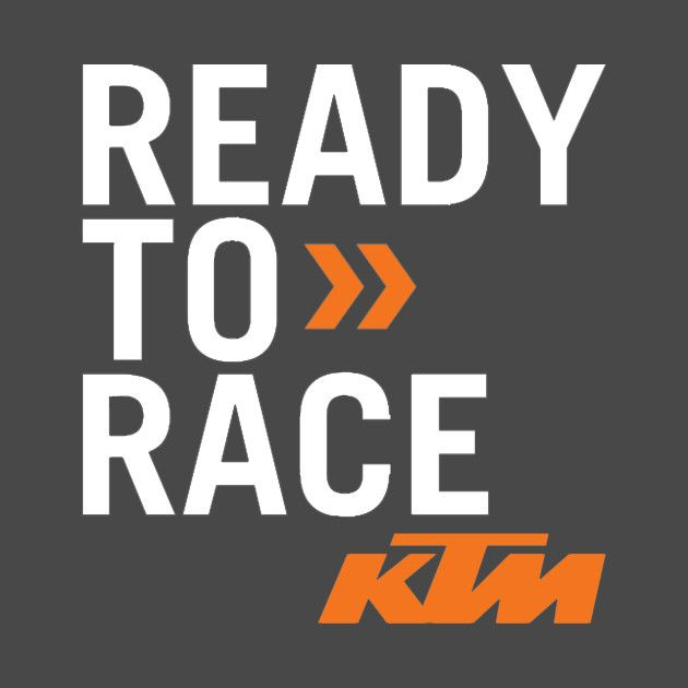 Check Out This Awesome Ready To Race Ktm Design On Teepublic Ktm Racing Fox Racing Logo
