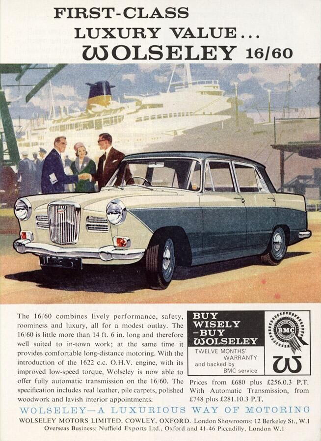 132 best Cars of the World: 1959 - 1962 images on Pinterest ...