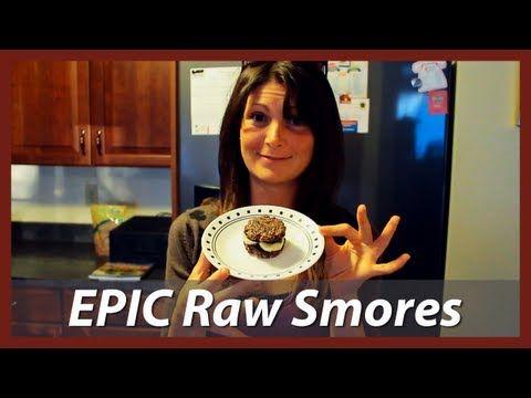EPIC Raw Smores!