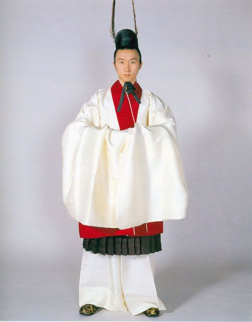 Korean Traditonal Clothes of Goguryeo(BC37-AD668) #고대의복 #hanbok