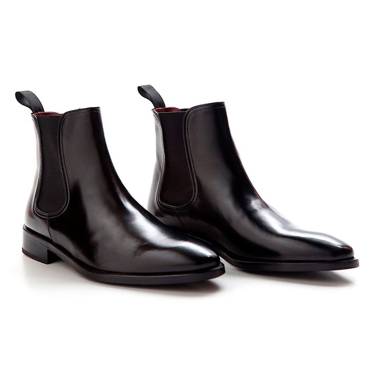 Cassady botas Chelsea hombre por Beatnik Shoes