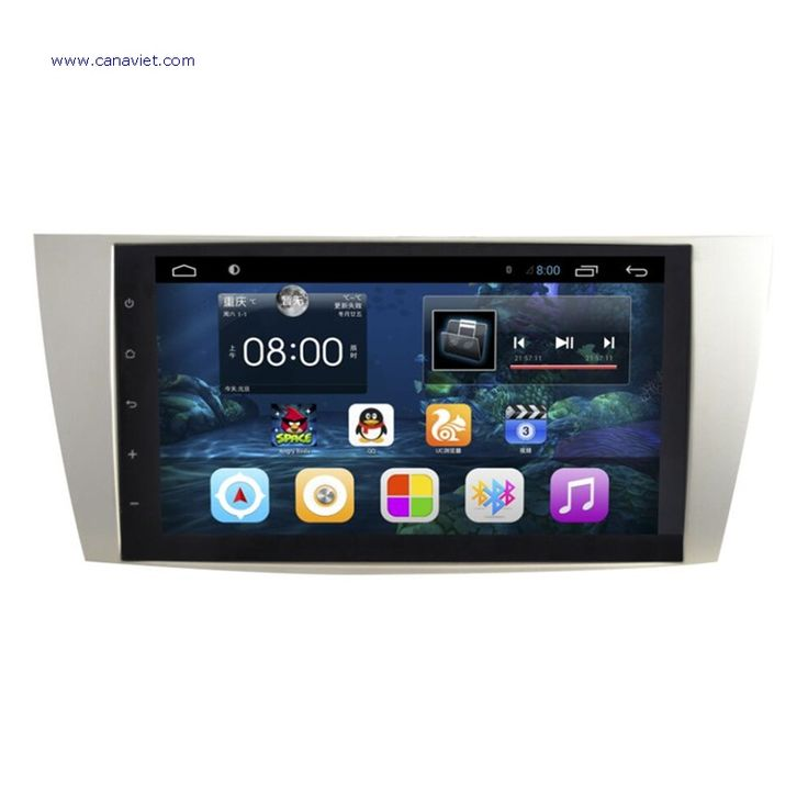 Android Autoradio Headunit Car Multimedia Head Unit Stereo GPS Navigation Toyota Camry 2006 2007 2008 2009 2010 2011