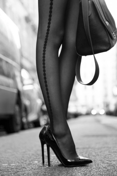 nylons for a night out kinda thing