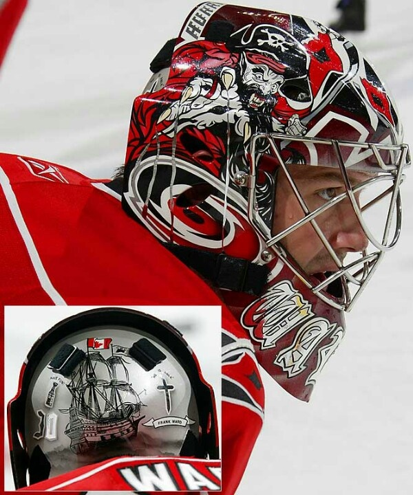 Ward Goalie Mask