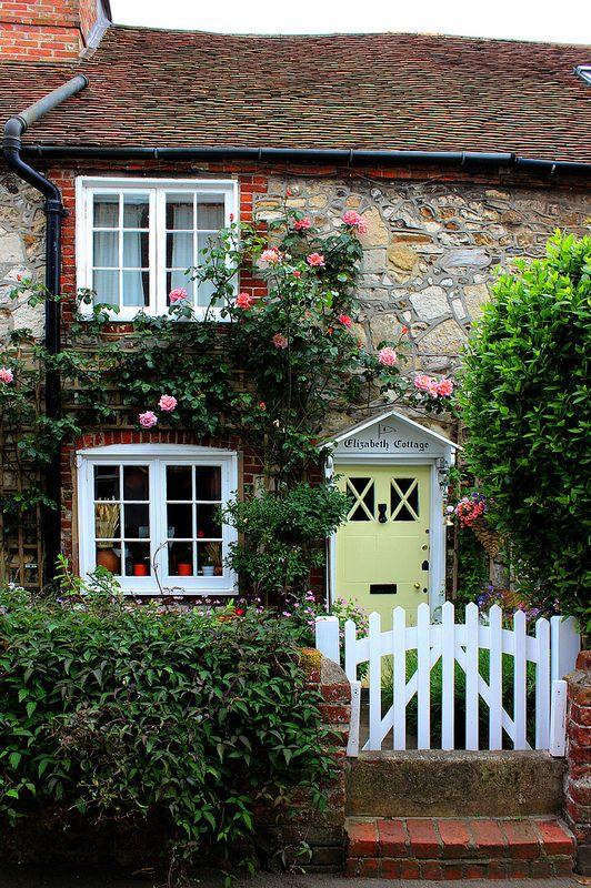 Elizabeth Cottage by clivea2z on Flickr