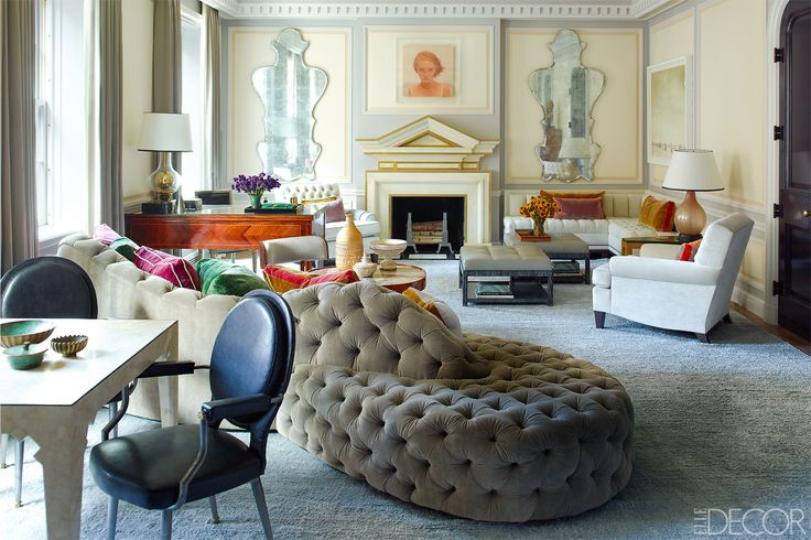 HOUSE TOUR: A Manhattan Home Where Nothing Is Off-Limits
