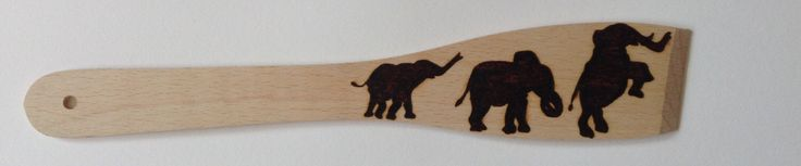 A personal favourite from my Etsy shop https://www.etsy.com/uk/listing/250623990/beautiful-handmade-wood-burnt-elephant