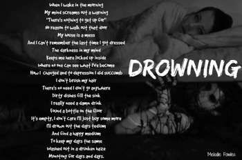 """""""Drowning"""" #Creative #Art in #poetry @Touchtalent http://bit.ly/Touchtalent-p"""