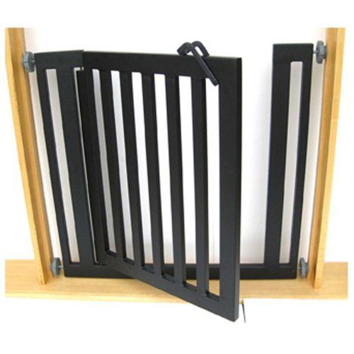 "Amazon.com: Libro Modern Dog Gate - Pressure Mounted (32"" tall x 34""-40"" wide): Baby"