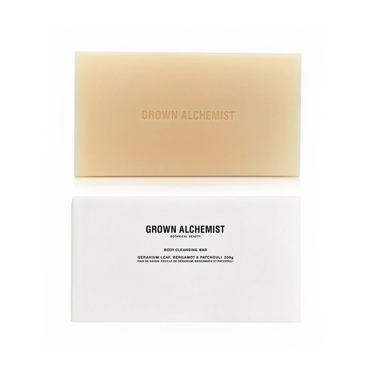 Grown Alchemist - Skincare products