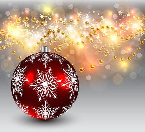 Absztrakt karácsonyi háttér