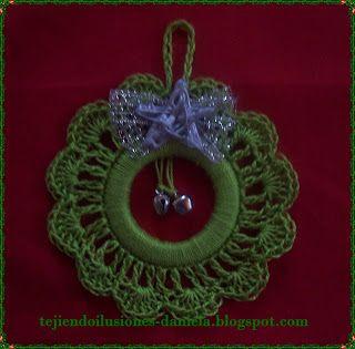 tejido crochet y artesanías: noviembre 2010