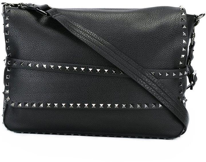 Valentino Garavani 'Rockstud' messenger bag